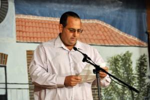 Juan José Torres, alcalde de Burujón