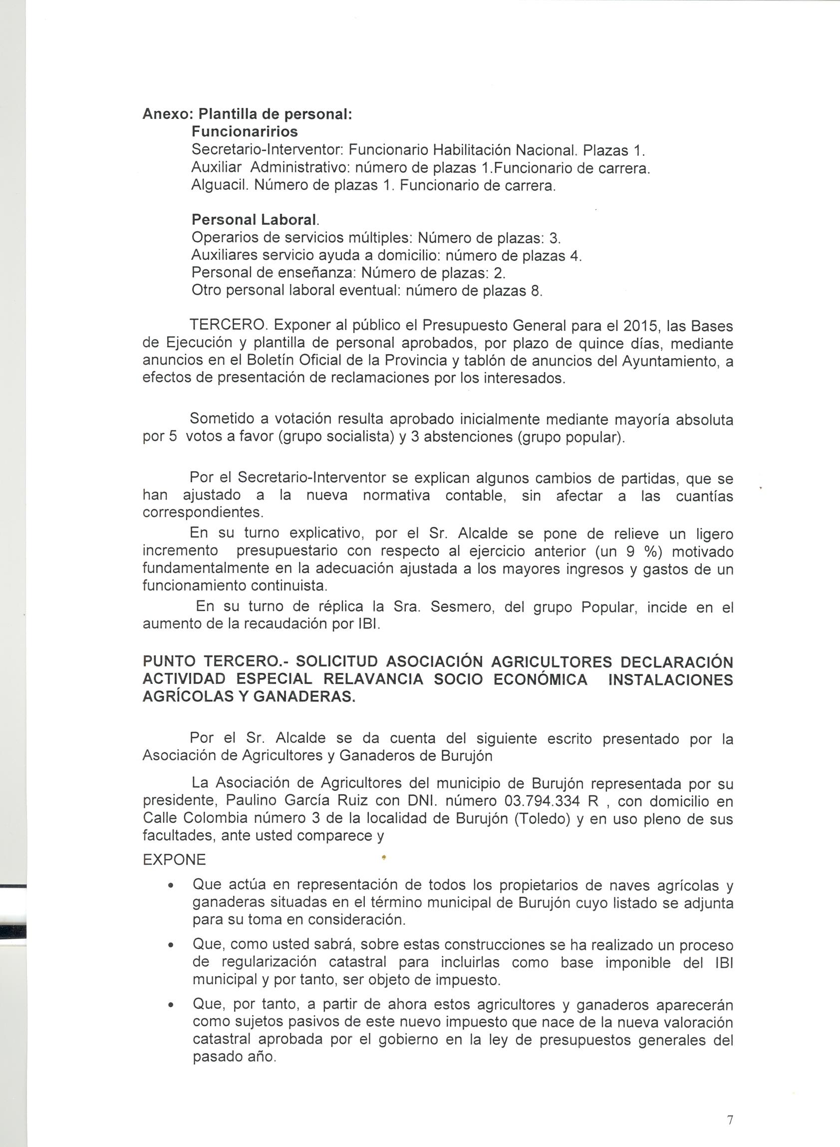 www.Burujon.es 3.0    Blog del Alcalde